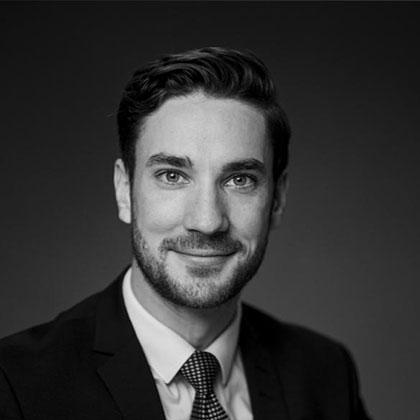 Simon Bauer  – Trainer bei Baudenbacher